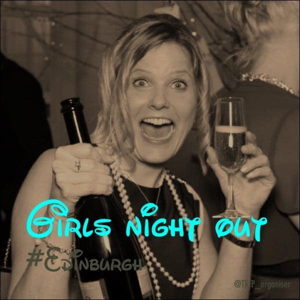 Best Places for a Girlie Night Out in Edinburgh